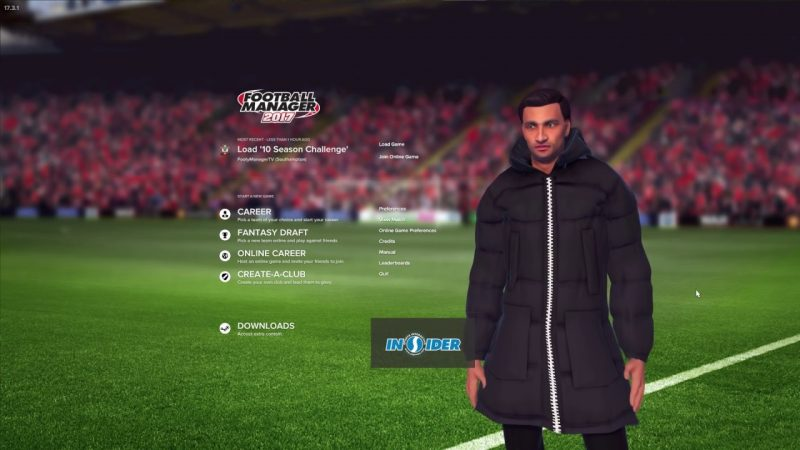 Carriere Football Manager