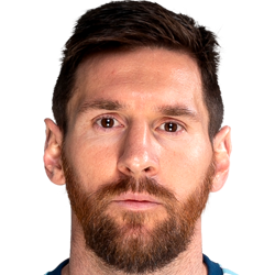 Messi Cut Out