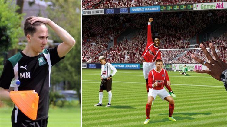 Trovare lavoro grazie a Football Manager: la storia di Matt Neill