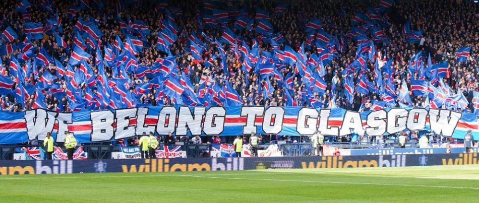 Rangers FC di Andrea Mangini