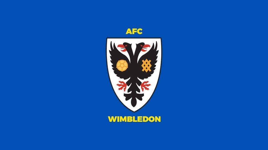 Afc Wimbledon - Logo Ufficiale