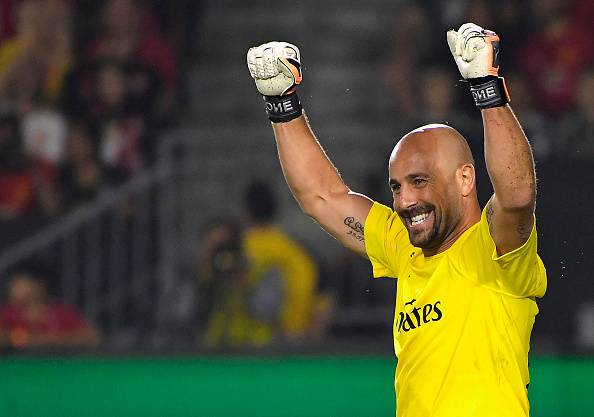 Pepe Reina - Portiere Low Cost di Football Manager 20