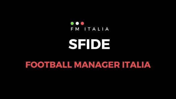 Sezione Sfide di Football Manager Italia
