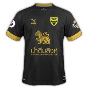 Oxford United - Maglia Nera