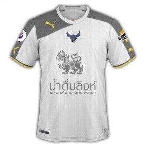 Oxford United - Nuovi Kit - Bianco