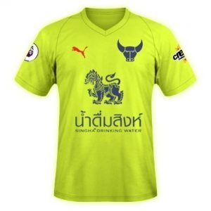 Oxford United - Nuovi Kit - Fluo