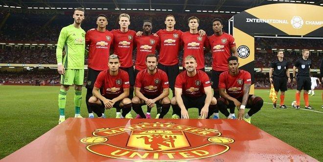 Man United - Team