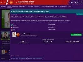 City vs United - Parte Seconda
