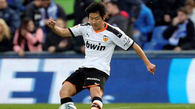 Lee Kang-in - centrocampista valencia
