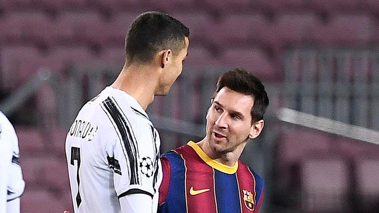 Lionel Messi e Cristiano Ronaldo - Migliori attaccanti FM 21