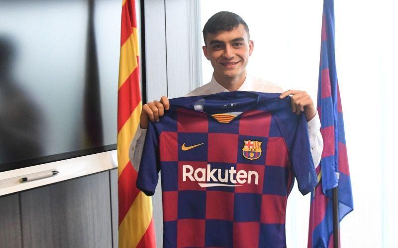 Pedri - ragazzo prodigio Barcellona