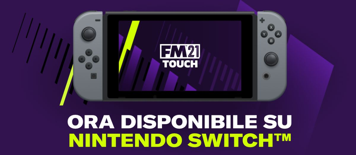 Football Manager Touch - Nintendo Switch
