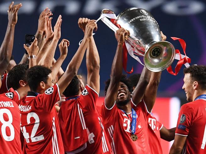 Bayern Monaco Champions