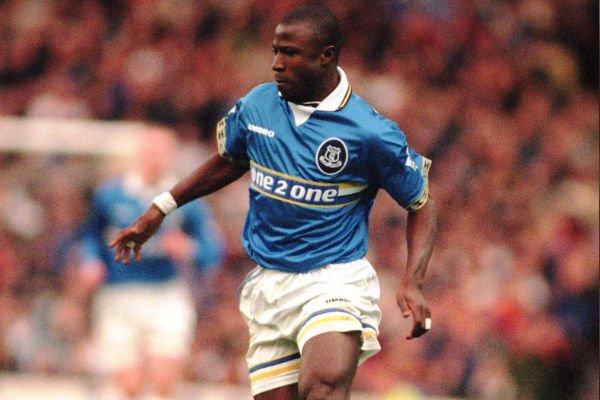 Ibrahima Bakayoko ai tempi dell'Everton
