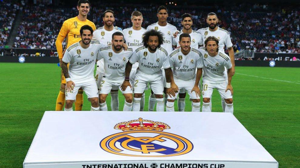 Real Madrid campioni FM