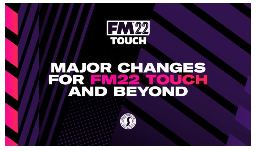 Fm Touch 22 solo per Nintendo Switch